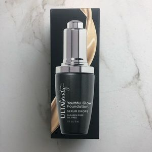 Ulta Youthful Glow Foundation Light Medium Neutral